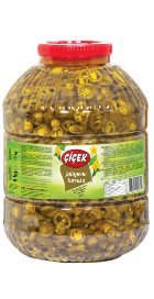 Catering Products Pickled Jalapeno Pepper Slices
