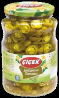 Pickled Jalapeno Pepper Slices
